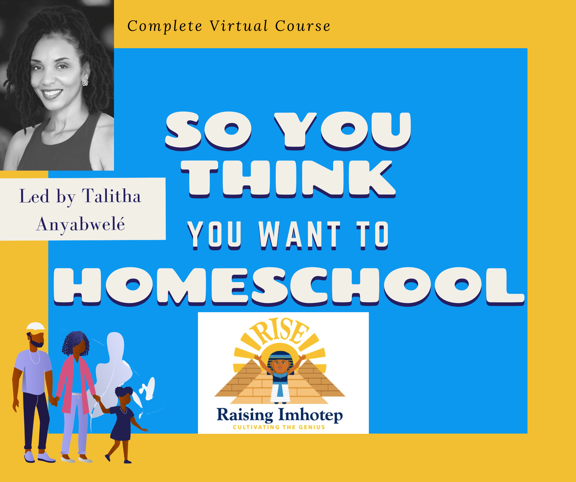 So You Think You Want To Homeschool Course